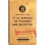 CIA Deception manual