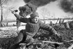 Soviet grenadier, Stalingrad